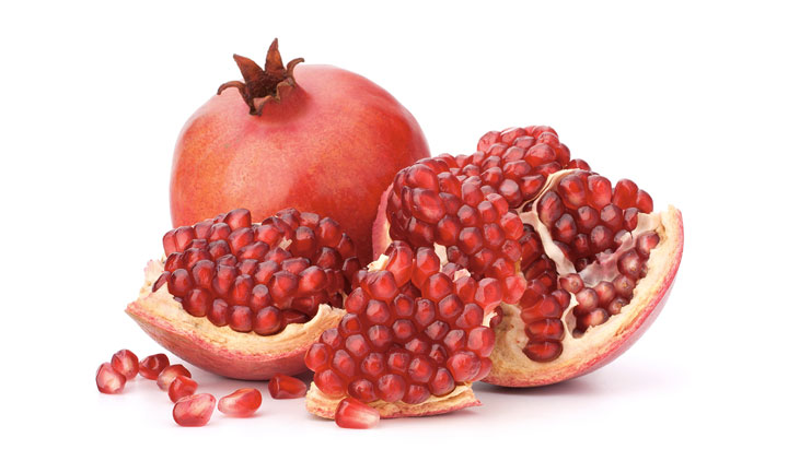 Pomegranate therapeutic properties