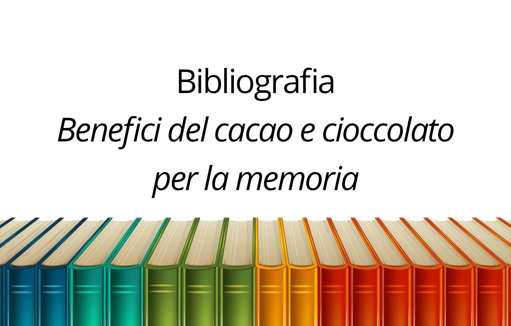 Bibliografia Cacao
