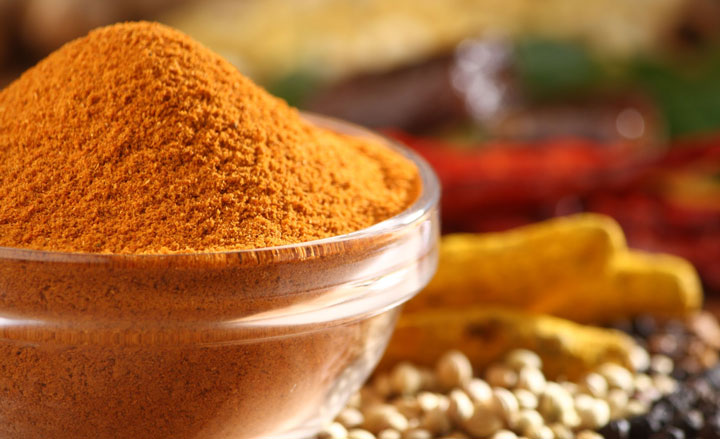 Natural anti–inflammatory: the gold spice