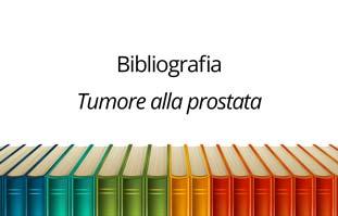 """Cover bibliografia dell'articolo """"Tumore alla prostata"""""""